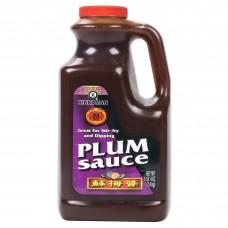Kikkoman® USA Plum Sauce Container - 5 lb 4oz. #015509