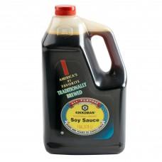 Kikkoman® USA Traditionally Brewed Soy Sauce, 3.79л\1G #001710