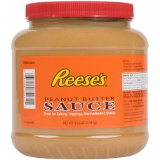 REESE'S Peanut Butter Sauce Jar 2,04kg\4,5 lb. #35031