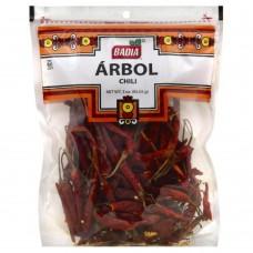 Badia Arbol chili Whole \3oz\  #00641