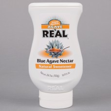 Real® Blue Agave Nectar Natural Sweetener, 703gr\24,7oz #115REALAGAVE