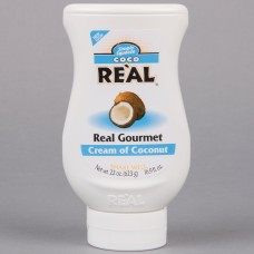 Real® Cream of Coconut, 623g\22oz #115COCOREAL