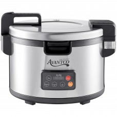 Avantco® Sealed Electric Rice Cooker / Warmer,  90 Cup (45 Cup Raw), 220/240V, 2500W #RCSA90
