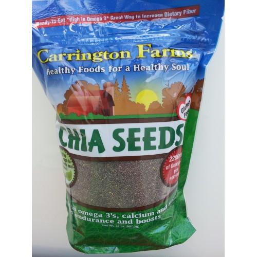 Chia seeds by Carrington Farms