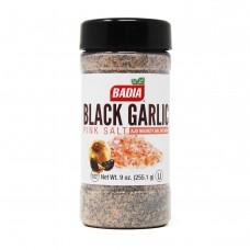 Badia Black Garlic Pink Salt 9oz #60188