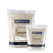 BLACK TRUFFLE FUSION® FLAVORED SEA SALT \5 LB BAG