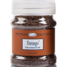 Durango® Hickory Smoked Salt by Artisan- Flip Top 5oz