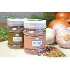 Kala Namak - Black Salt (Coarse Grain) by Artisan - Flip Top 9oz