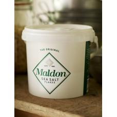 Maldon Sea Salt Flakes 1.5kg (3.3lb)  #300059