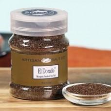 El Dorado Mesquite Smoked Sea Salt by Artisan - Flip Top 6,5oz