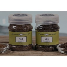 Salish® Alderwood Smoked Salt (coarse) by Artisan - Flip Top 9oz