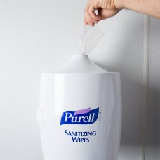Purell® Hand Sanitizing Wipes, 1500 Count Refill Bag - 2/Case #9115-02