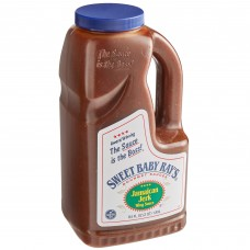 Sweet Baby Ray's 0.5 Gallon Jamaican Jerk Wing Sauce #5991190