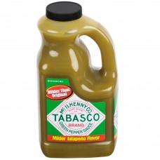 TABASCO® Green Pepper Hot Sauce 64 oz.#00580