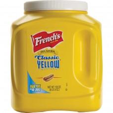 French's® Classic Yellow Mustard, 105.0 OZ. #819389