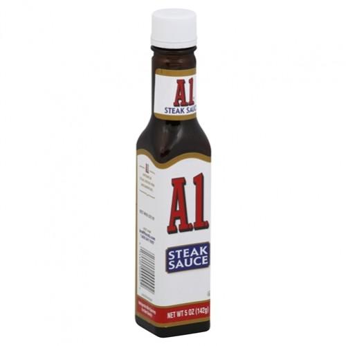A.1. Original Steak Sauce, 142ml\5 oz.#a1-5oz