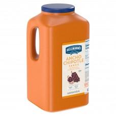 Hellmann's® USA Real Ancho Chipotle  Sauce 1 Gallon #1256504