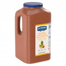 Hellmann's® USA Mango Pineapple Vinaigrette Salad Dressing, 1 gallon #007932
