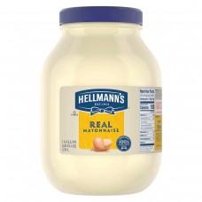 Hellmann's® USA Real Mayonnaise Jar, 1 gallon #265301