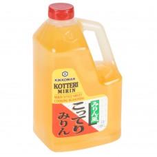 Kikkoman® USA Kotteri Mirin Sweet Seasoning - 0.5 Gallon Container #020930