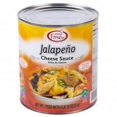 Muy Fresco® Jalapeno Nacho Cheese Sauce, 106oz #103203