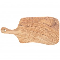 """American Metalcraft 17"""" x 9"""" Olive Wood Serving Board \OWP178 \"""