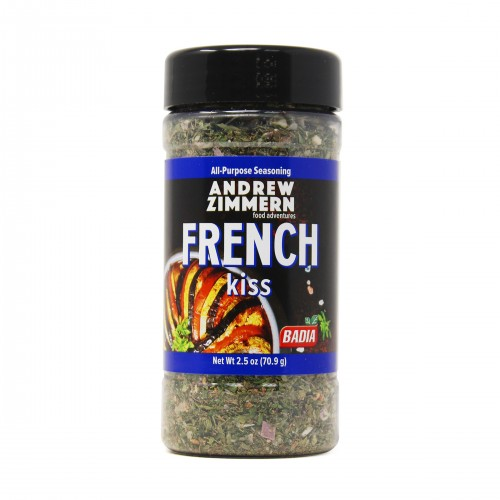 Andrew Zimmern French Kiss by Badia, 71gr/2,5 oz #61302