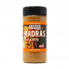Andrew Zimmern Madras Hot Curry by Badia, 113gr/4 oz #61303