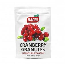 Badia Cranberry Granules, 6oz #02127
