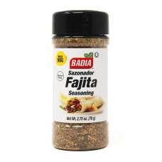 Badia Spices Fajita Seasoning, 78gr\ 2,75oz