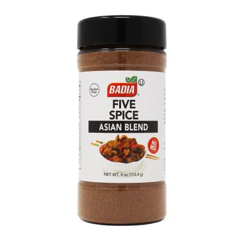 Badia Five Spice Seasoning, 113,4 gr\4oz