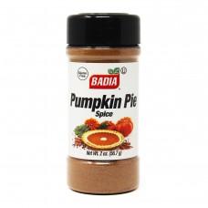 Badia Pumpkin Pie Spice, 2oz #80204