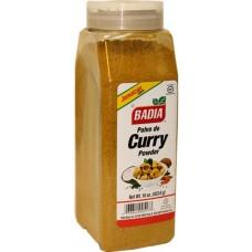 Badia Curry Powder 16oz  #00517