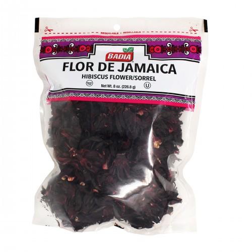 Badia Flor de Jamaica (Hibiscus Flowers), 227gr\8oz #00644