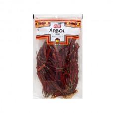 Badia Arbol chili Whole \6oz\  #00683