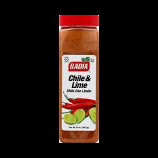 Badia Chili & Lime  25oz #40544