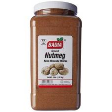 Badia Ground Nutmeg 4Lbs #00303