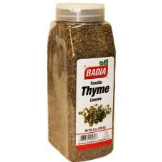 Badia Thyme Leaves 227gr  #00562