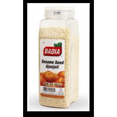 Badia Sesame Seed White. 16oz #02036