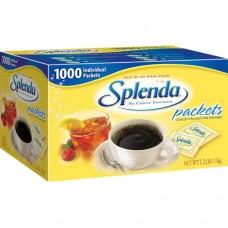 SPLENDA® No Calorie Sweetener (1000 Packets)