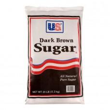 Dark Brown Sugar (25 lb/11.35kg)