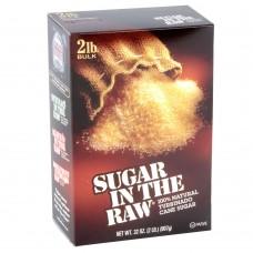 Sugar In The Raw 2 lb. Box #0503115