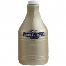 Ghirardelli® 64fl. oz.Vanilla Flavoring Sauce #0862207