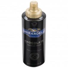 Ghirardelli® 16 oz. Black Label Chocolate Flavoring Sauce #612821