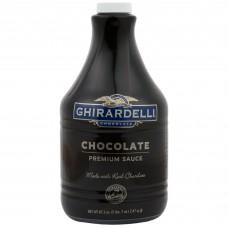 Ghirardelli® 64 oz. Black Label Chocolate Flavoring Sauce #612838