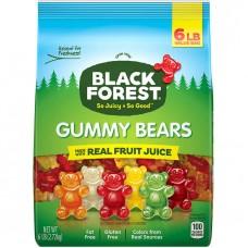 Black Forest Gummy Bears, 6 lbs #74608