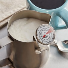 """CDN ProAccurate Insta-Read Hot Beverage and Frothing Thermometer 5"""" #IRB220-F"""