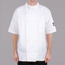 Chef Revival® Bronze Unisex Chef Coat, L-size #J105-L
