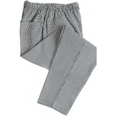 Basic Baggy Small Checkered Chef Pants Size  XL   #NBCPXL
