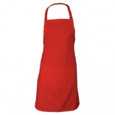 Фартук Chef Works Butcher Apron (красный) F8